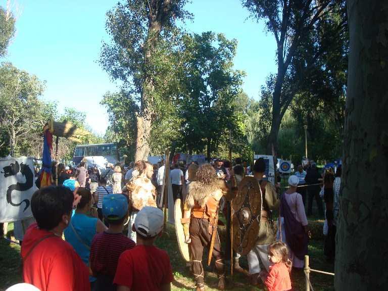Festivalul Antic Tomis este in plina desfasurare