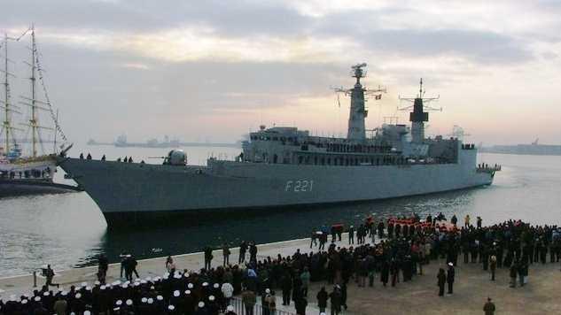9 august, Ziua  Portilor  Deschise in porturile Militare