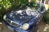 Autoturism furat in Italia gasit la Negru Vodă