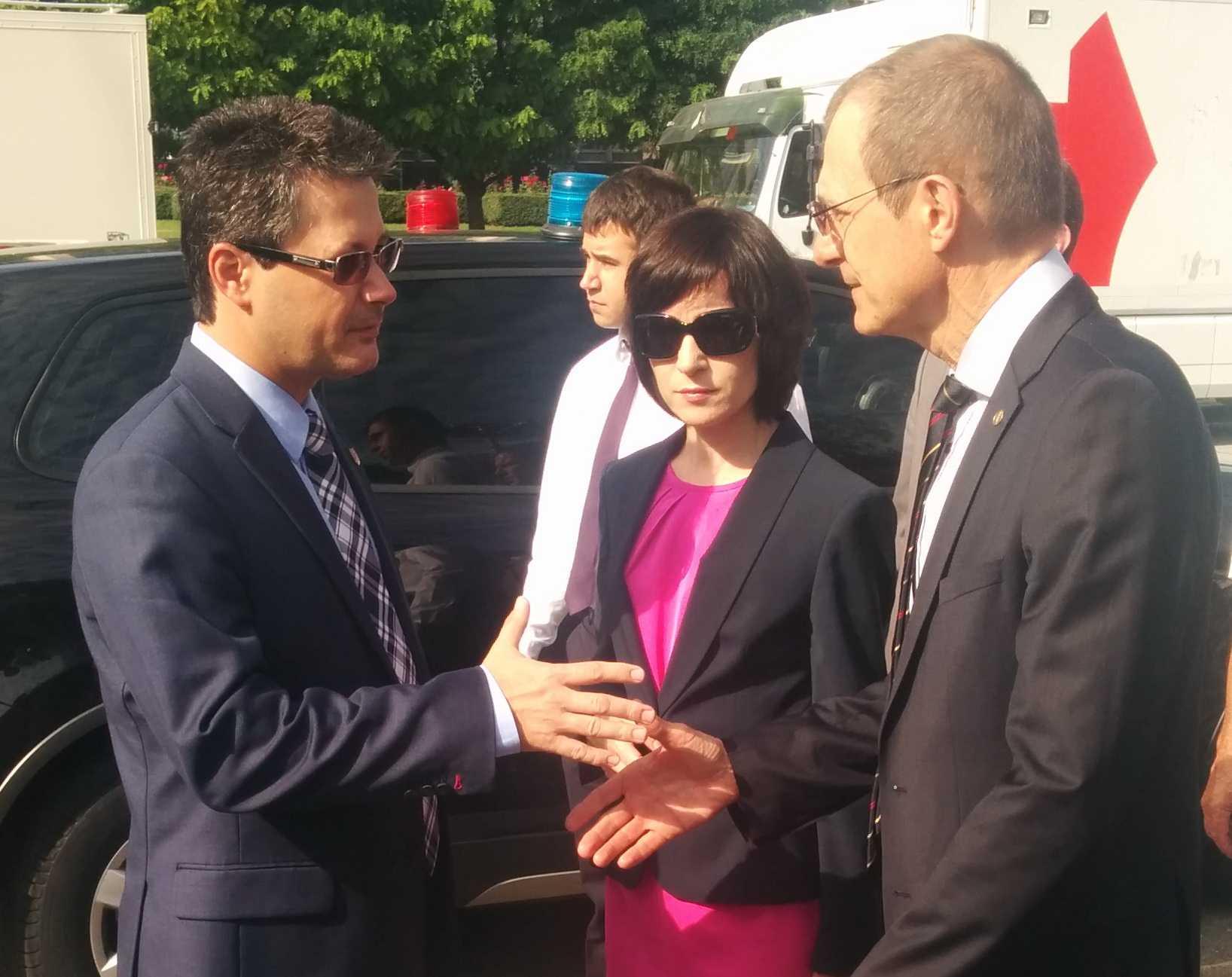 Ministrul delegat Mihnea Costoiu, vizită oficială în Republica Moldova, alături de delegaţia Guvernului României