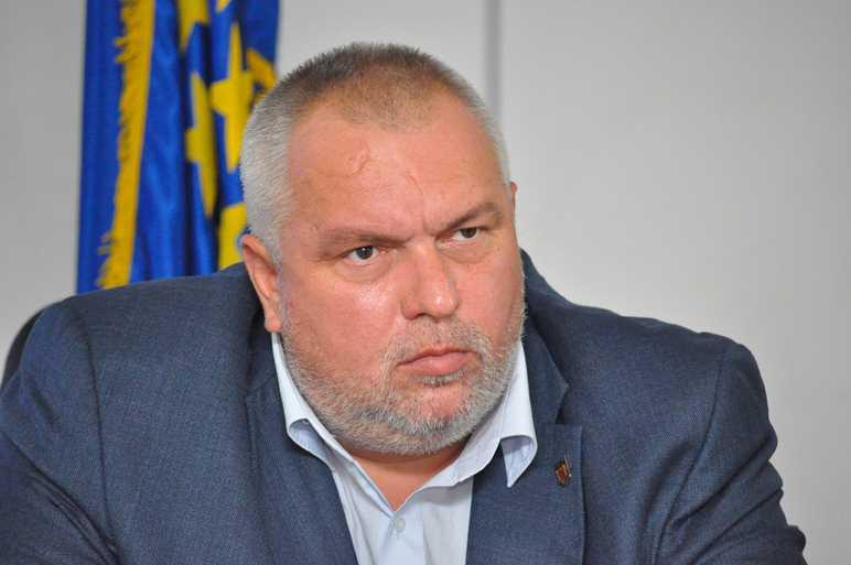 Declaratia de presa a domnului Nicusor Constantinescu.