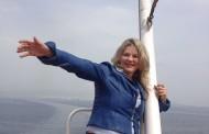 Olga Bălan, croazieră de vis în Grecia!