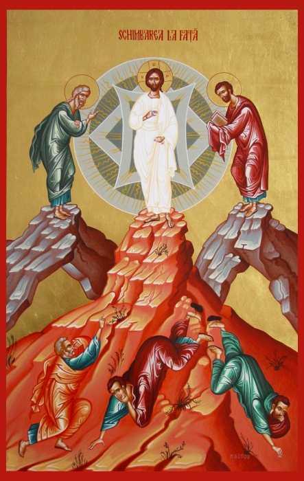 Crestini ortodoxi sarbatoresc pe 6 august schimbarea la fata