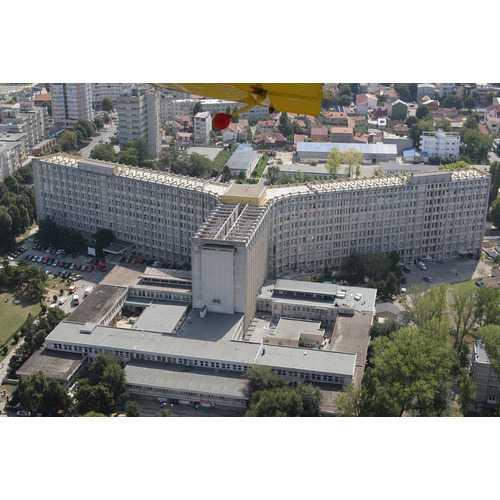 """""""Spitalul Clinic Judeţean de Urgentă ,,Sf. Apostol Andrei"""" Constanta scoate la concurs un post de farmacist"""