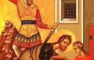 Astazi este pomenirea taierii cinstitului cap al cinstitului slavitului Prooroc înainte-mergator si Botezator Ioan.