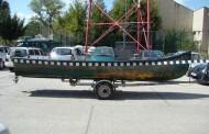 Peste 370 kilograme de peşte şi 3.180 metri de plasă monofilament confiscate de poliţiştii de frontieră