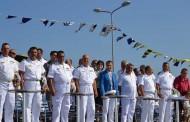 Câteva mii de spectatori, prezenţi în Portul Turistic Mangalia, de Ziua Marinei