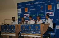 """Principele Nicolae al României a lansat proiectul  """"Cărțile copilăriei pe bicicletă"""" la Triathlon Challenge Mamaia"""