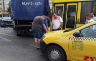 Accident in Constanta