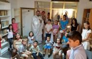 Radio Cluj inaugurează o bibliotecă în Spania