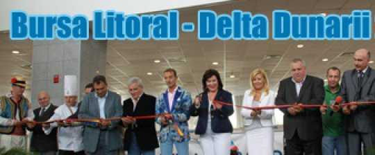 """Se deschide Târgul de Turism """"Bursa Litoral – Delta Dunării 2015"""""""