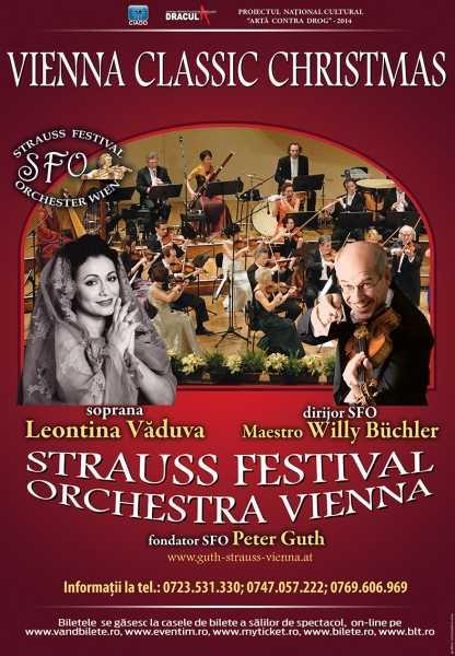 """Vienna Classic Christmas"" la Casa de Cultura Constanta"