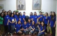 """La Colegiul Naţional Pedagogic """"Constantin Brătescu"""" Constanţa elevii au simulat sesiunea în plen a Parlamentului European"""