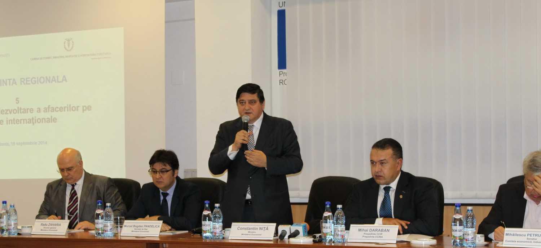 EXPORT 2015 lansat la CCINA Constanta