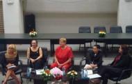 Elena Francu a fost sarbatorita de Organizatia Municipala a Femeilor Social Democrate Constanta (Video)