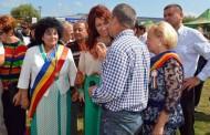 """Corina Martin si Daniel Botanoiu prezenti la Festivalul International – """"Rodul Pamantului, Zilele Recoltei"""" la Cumpana"""
