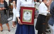 Iuliana Tudor, premiata de Sorin Oprescu!
