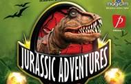 """""""Jurassic Adventures"""" la Casa de Cultura Constanta"""