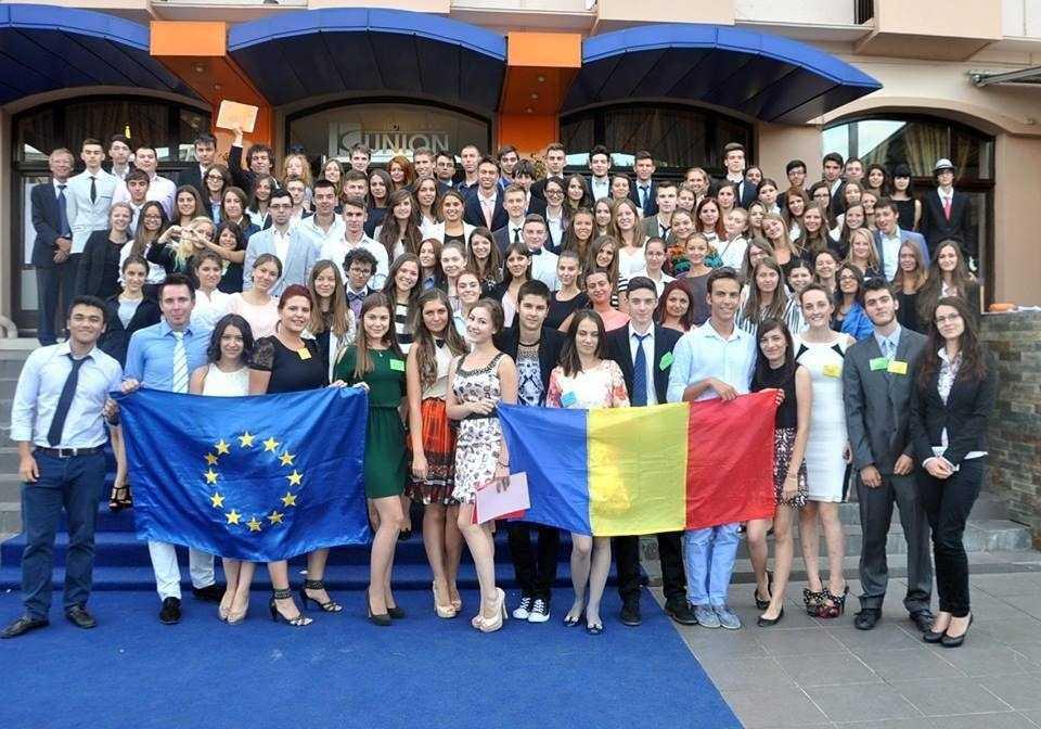 Sesiunile Regionale de Selecție ale Parlamentului European al Tinerilor din România