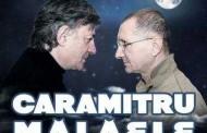 Actorii Ion Caramitru si Horatiu Malaele au acceptat sa se dueleze pe scena Teatrului National Bucuresti