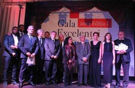 Gala Excelenței Bănățene la Timișoara