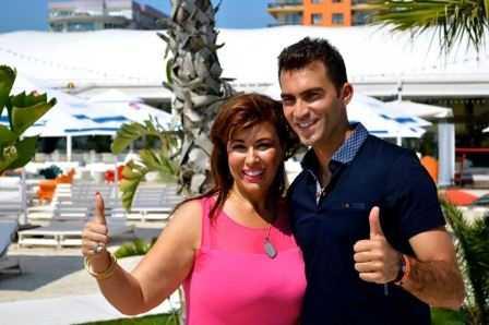 Horia Tecau si Corina Martin vor vota in strainatate
