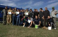 Concurs de pescuit organizat de jandarmii constanteni