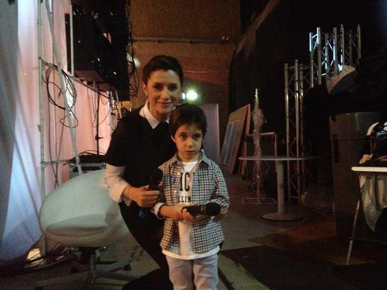 De 1 Decembrie, Iuliana Tudor pleacă cu fiul ei la Sibiu!