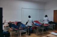 Inspectorii Direcţiei Generale Antifraudă Fiscală donează sânge