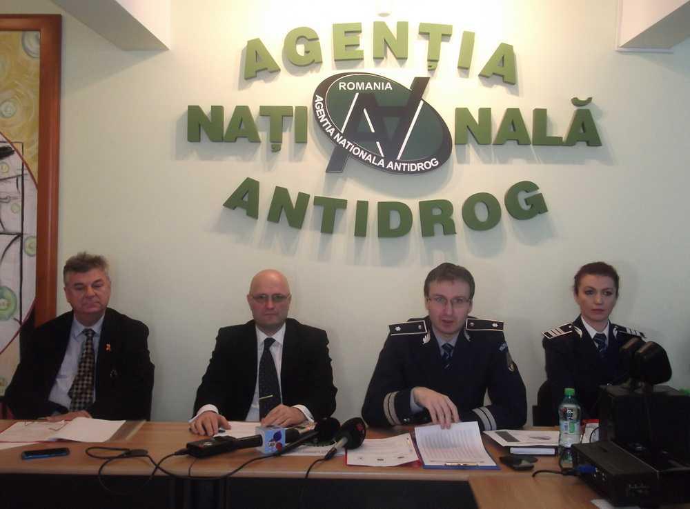 Parteneriat antidrog pentru siguranta rutiera