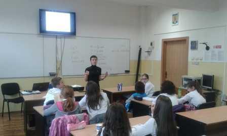 """Săptămâna Educației Globale la Liceul Teoretic """"Traian""""din Constanța și Liceul Teoretic """"Nicolae Bǎlcescu"""" din Medgidia"""
