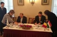Protocol de colaborare între Portul Constanţa şi Portul Baja din Ungaria