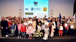 """A XXII-a ediție a Concursului Național """"Jocurile Olimpice în imaginația copiilor"""" și-a desemnat câștigătorii"""