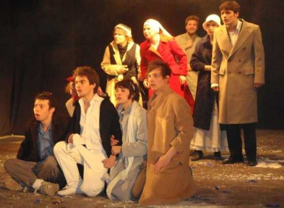 Auditie nationala, festival dedicate tinerilor actori