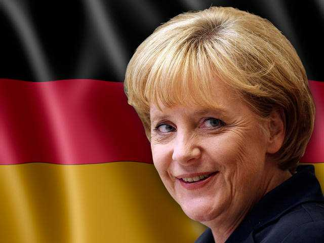 Angela Merkel, personalitatea anului 2014