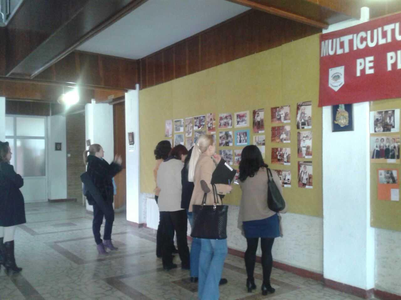 Concurs de fotografie la Clubul Elevilor Constanta