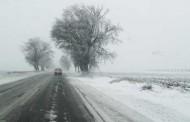 Starea drumurilor judeţene şi comunale din Constanta  29.12.2014, ora 13.00
