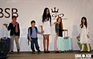 Irina Columbeanu și Cleopatra au defilat pe același podium!