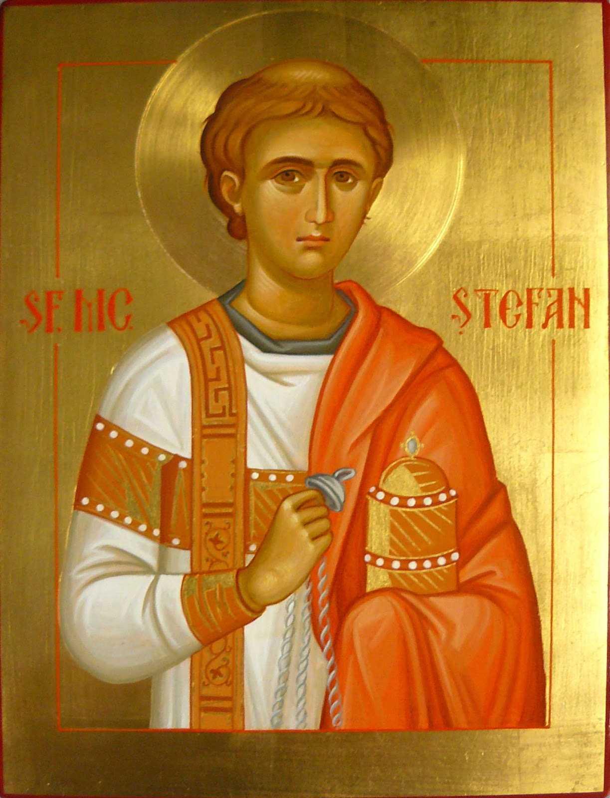 Astazi Ortodocsii si greco catolicii il sarbatoresc pe Sfantul Stefan