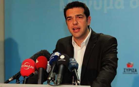 Alexis Tsipras, noul premier al Greciei