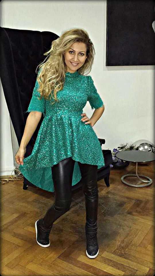 Anamaria Ferentz, o fashionistă în devenire