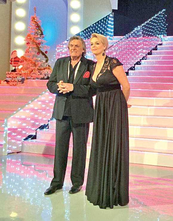 Ce i-a cerut Iuliana Marciuc de Revelion, logodnicului ei!