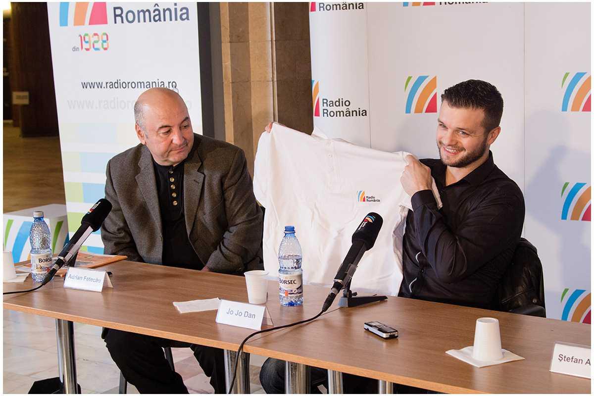 Radio România îl susţine pe Jo Jo Dan