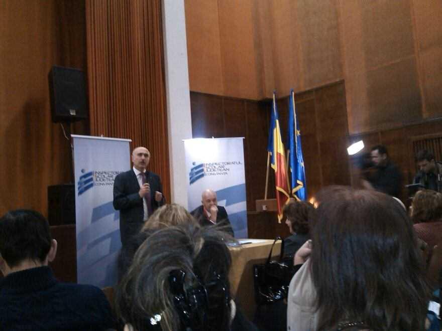 ISJ Constana a semnat un protocol de colaborare cu CCINA