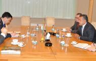 Delegatie din Kazahstan in vizita la CCIR
