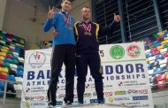 Ciprin Broasca si Marius Saioc 4 medalii de aur la Balcaniada