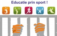 """Se lanseaza proiectul """"Dependent de sănătate - Educaţie prin sport"""