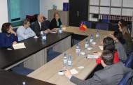 Asociatia  Exportatorilor din Turcia în vizită la CCINA Constanţa