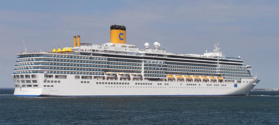 Portul Constanţa, destinaţia de croaziere numărul 1 din Marea Neagră