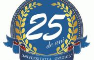 Aniversare 25 ani Universitatea Ovidius Constanta